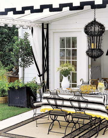 best outdoor dining design ideas