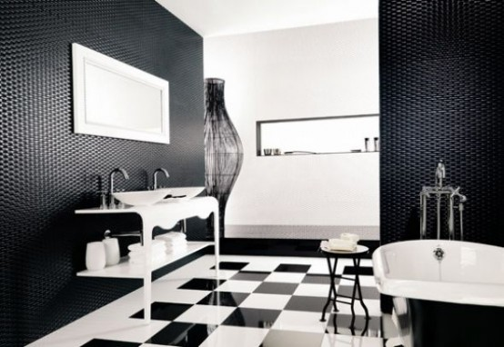 black-and-white-bathroom-design-ideas