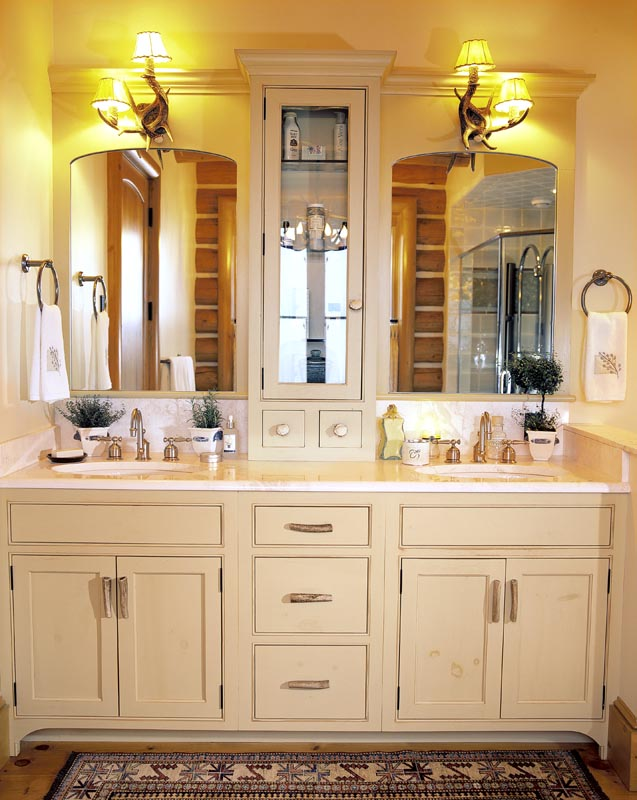 black-bathroom-cabinet-ideas