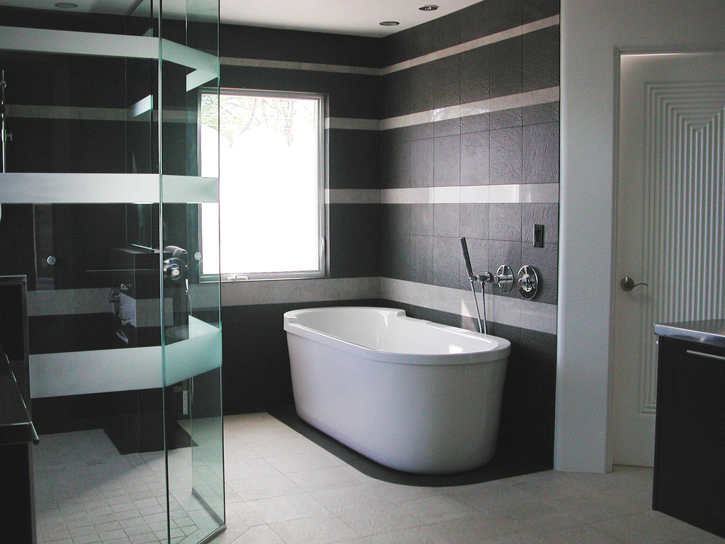 35 Best Contemporary Bathroom Design Ideas Black And White Bathroom Design on black and kitchen designs, black white grey bathroom, black ceiling in bathroom, black and white bath, black and white pool, pretty black and white designs, black and white decorative design, black bathroom ideas, black themed bathrooms, black and white small kitchen, black and white dining room design, black and shower designs, black and white furniture design, black white bathroom wallpaper, black and white wallpaper designs, black and white photography galleries, black and white living room, bathtub designs, black and white tile designs, black and white shower curtain,