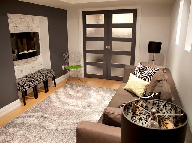 contemporary-basement-ideas