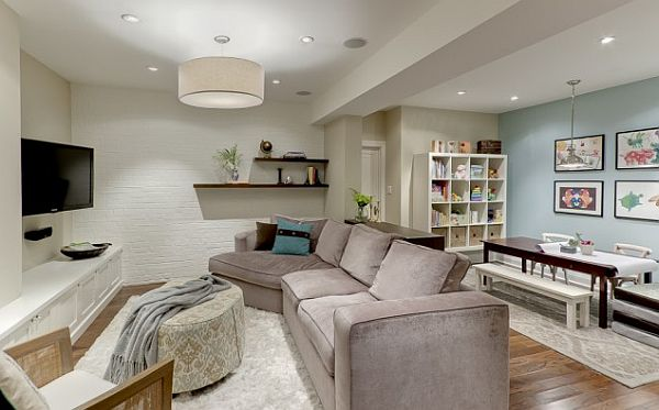contemporary-basement-redesign-with-fancy-furnishings