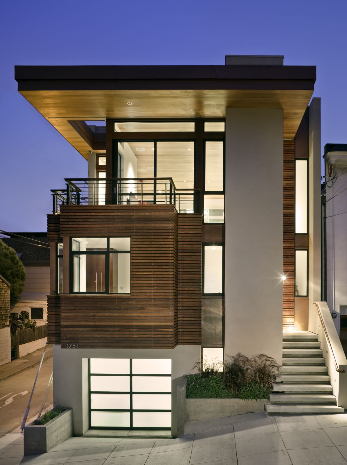 Contemporary home design exterior good design
