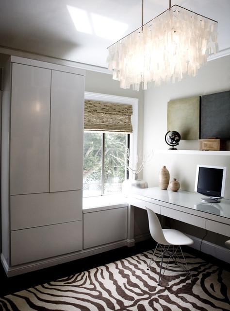 contemporary home office design. contemporary home office dark 25 Best Contemporary Home Office Design