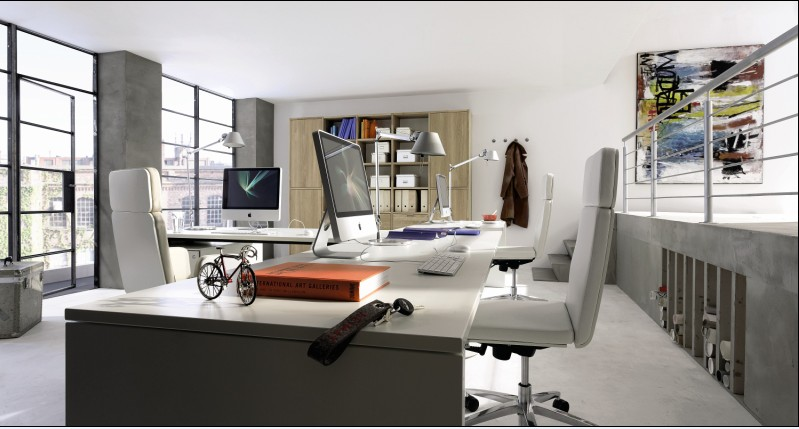 contemporary home office chairs. Contemporary-home-office-furniture-fresh-with-photo-of- Contemporary Home Office Chairs