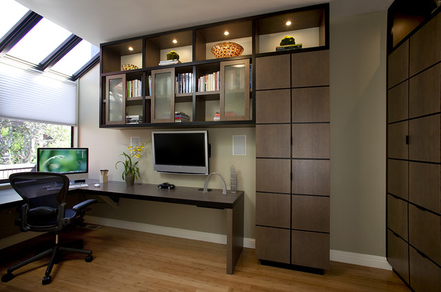 48 Stunning Asian Home Office Designs Delectable Home Office Contemporary Furniture