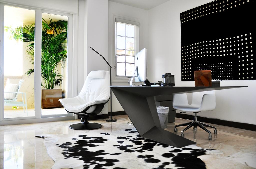 25 best contemporary home office design for Best modern office design