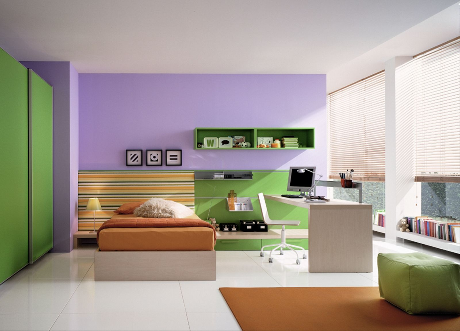 Contemporary Kids Room Decor Amazing Decorating Ideas With