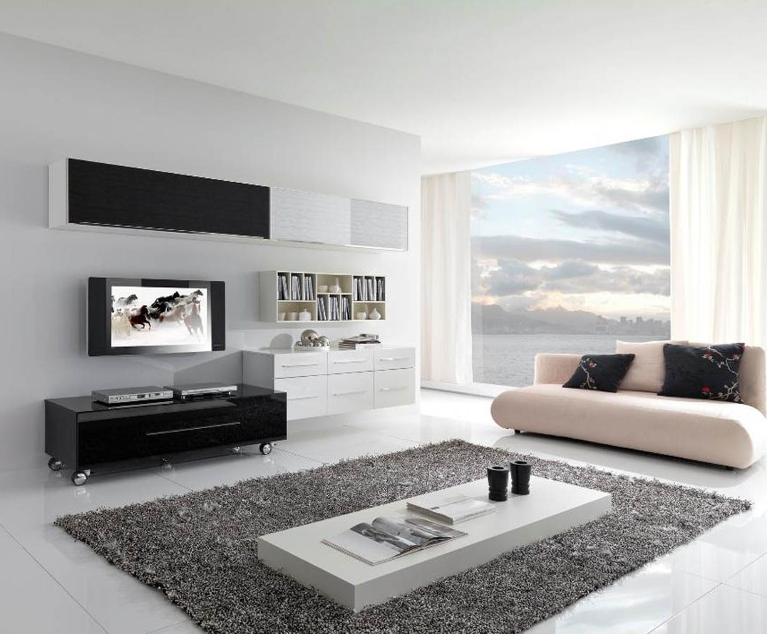 25 Best Contemporary Living Room Designs