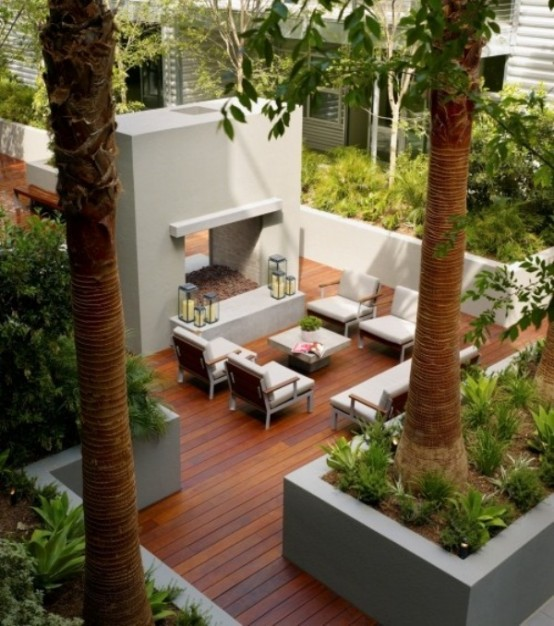 coolest modern outdoor