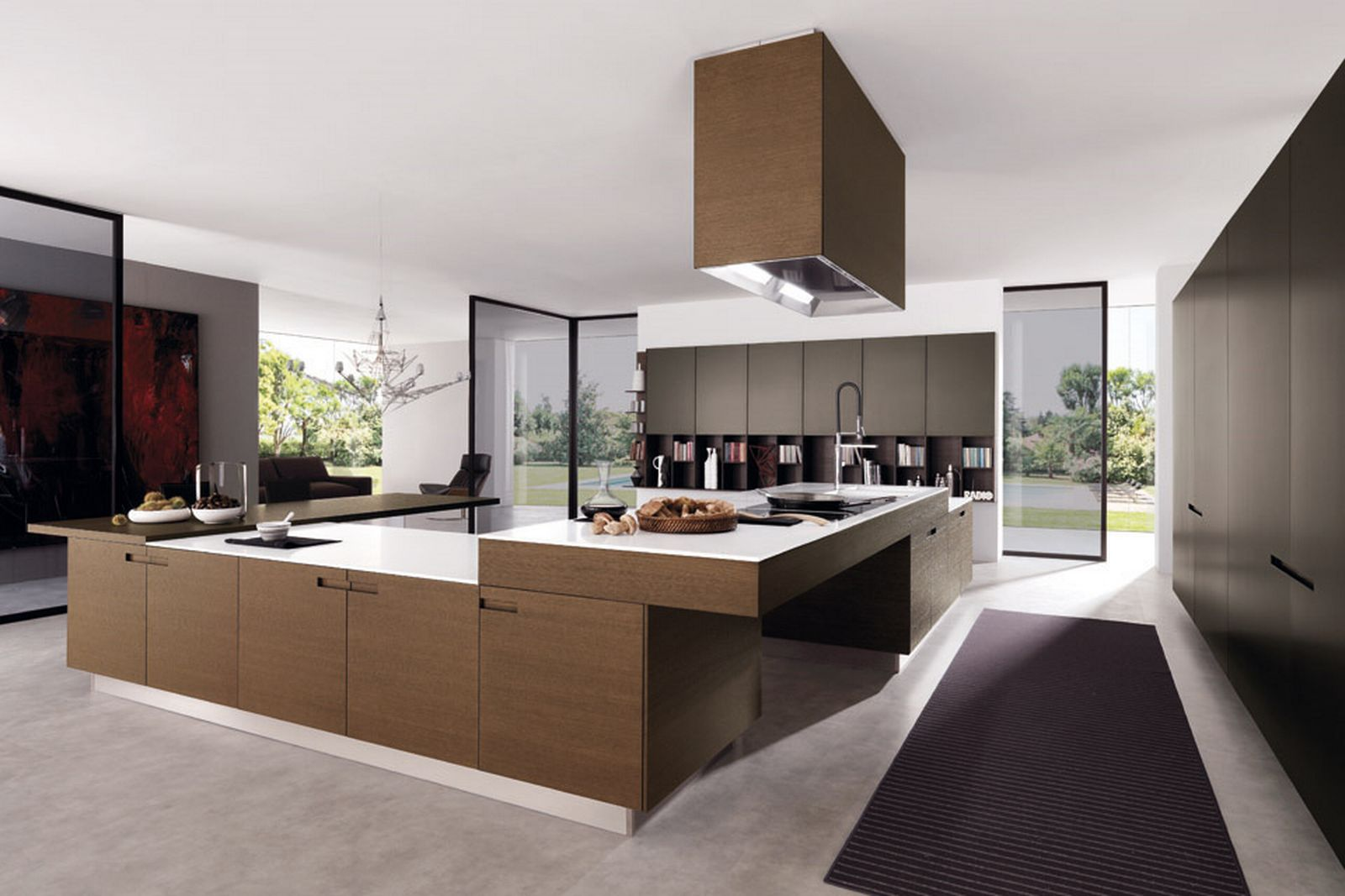 cute-modern-kitchen-on-kitchens-with-classic-modern-kitchen-design