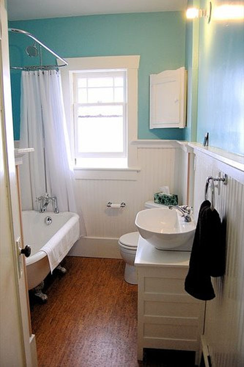 25 bathroom ideas for small spaces - Pictures of small bathrooms ...