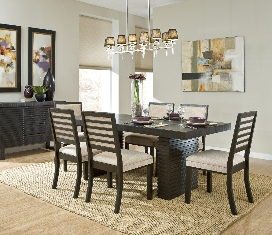 30 Dining Room Decorating Ideas: 30 Modern Dining Rooms Design Ideas