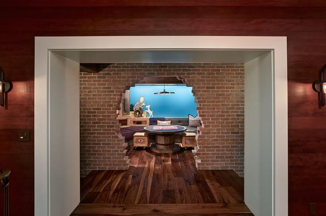 eclectic-basement-ideas