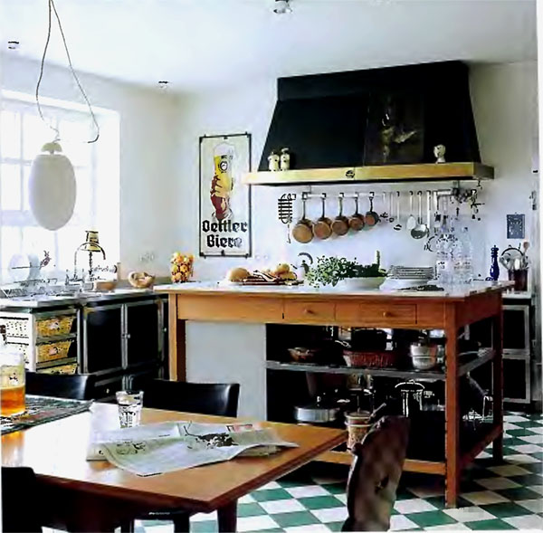 Eclectic Kitchen Design Ideas: 21 Awesome Eclectic Kitchen Designs