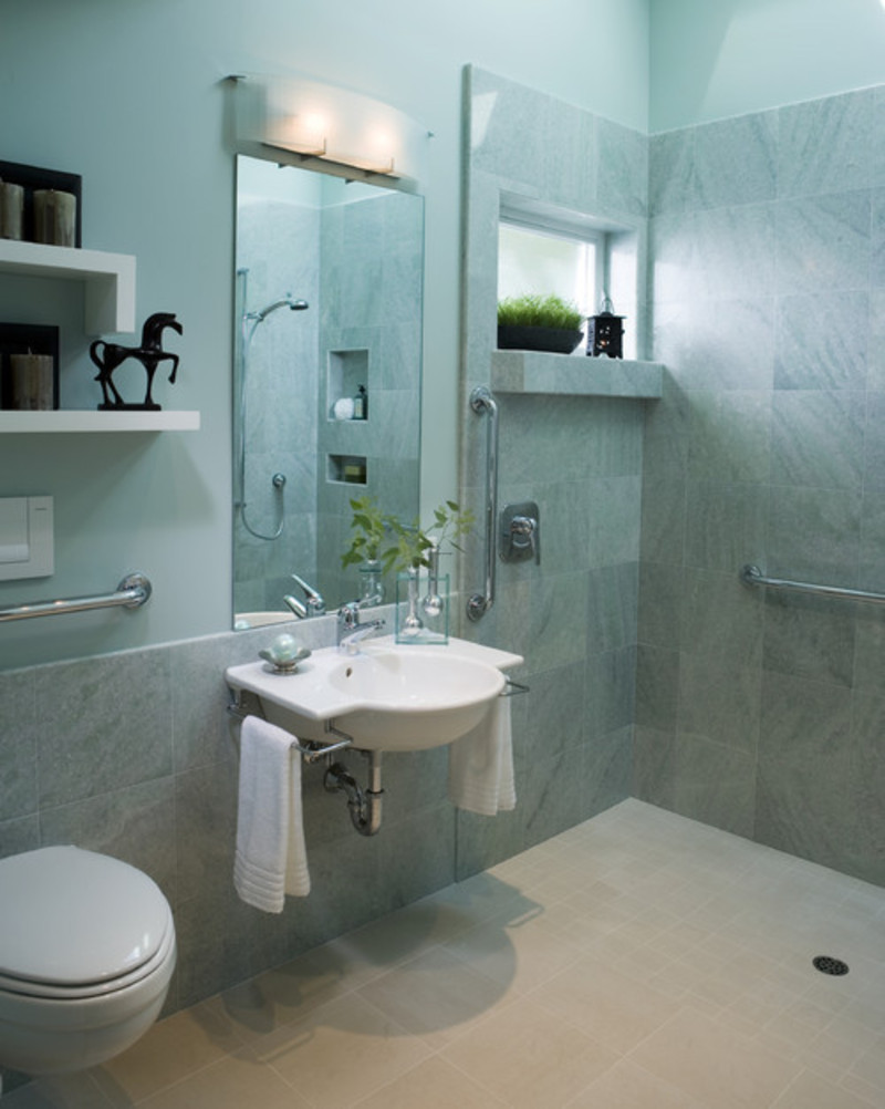 25 stunning bathroom accessories decorating ideas for Modern bathroom ideas 2015