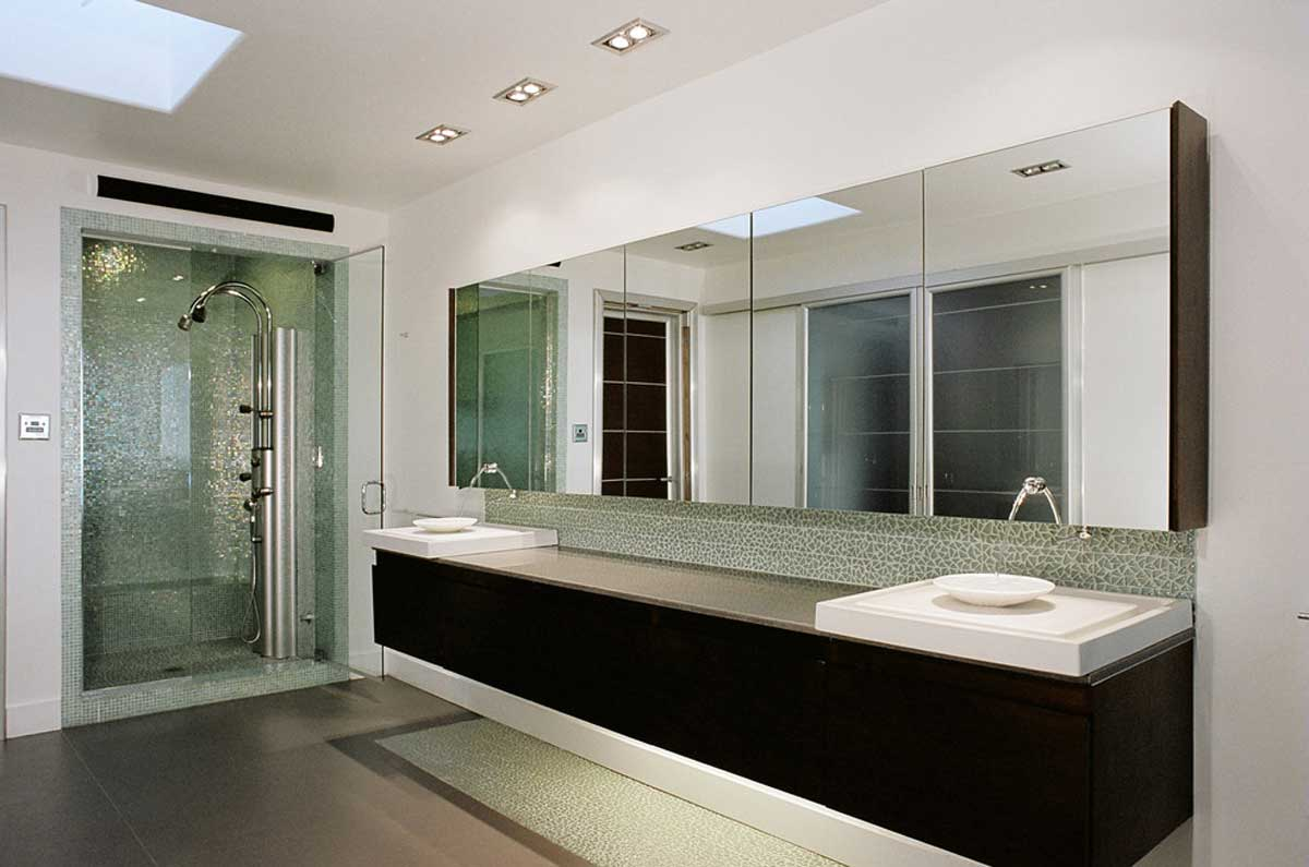 35 best contemporary bathroom design ideas for Best bathroom ideas for 2015