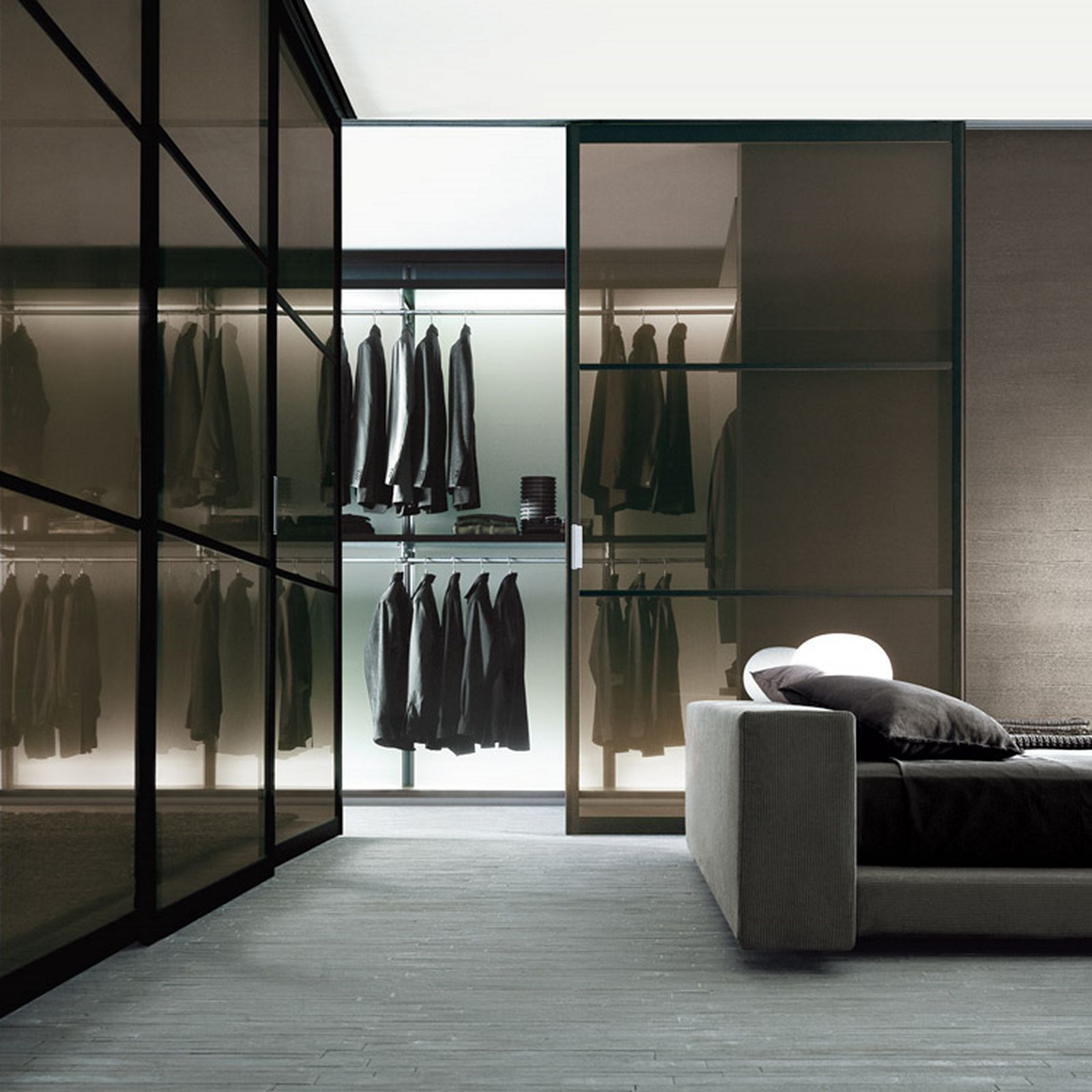 Furniture Cool Modern Closet And Wardrobes Design Ea