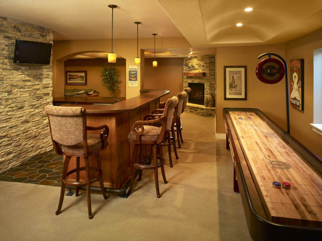 Awesome With Basement Layout Ideas Pictures