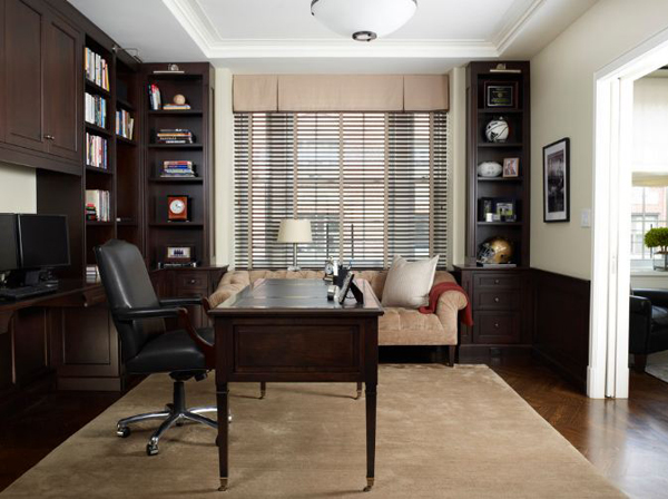 Best 25 Home Office Decor Ideas On Pinterest: 25 Creative Home Office Design Ideas