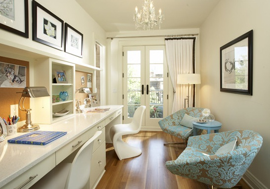 interior-ideas-design-for-eclectic-home-office