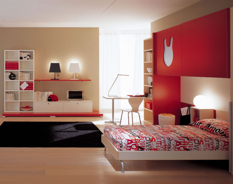 Children S And Kids Room Ideas Designs Inspiration: 20 Contemporary Kids Room Interior Design Ideas