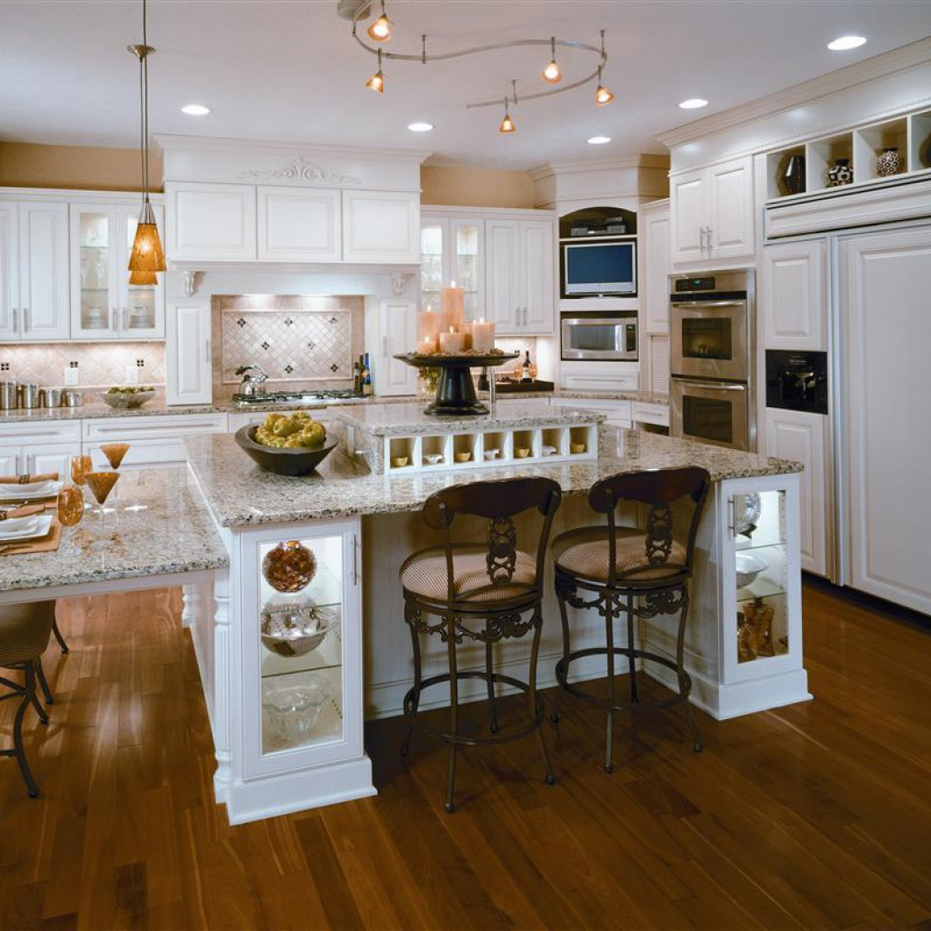 21 Impressive Cool Kitchen Island Design Ideas: 25 Cool Kitchen Design Trends 2015