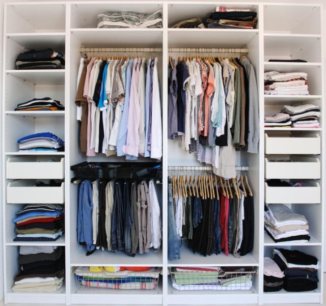 Marvelous Modern Closet Ideas For Small Bedroom Elegant White Storage Design