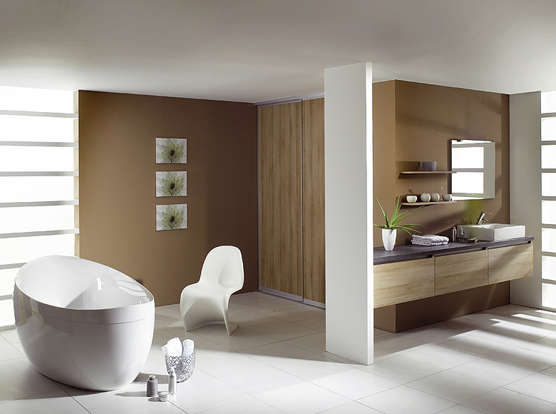 Modern Bathroom Design 10
