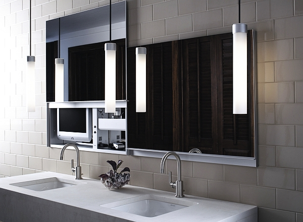 25 modern bathroom mirror designs jul 1 2015 196shares - Modern Bathroom Mirrors