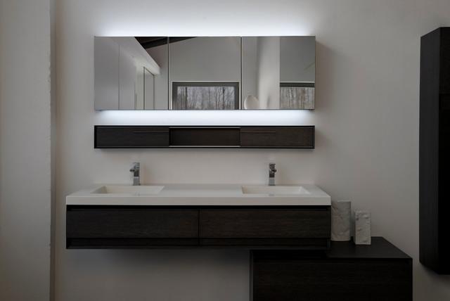 25 Modern Bathroom Mirror Designs, Bathroom Mirrors Modern