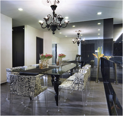Attractive Modern Dining Room Designs