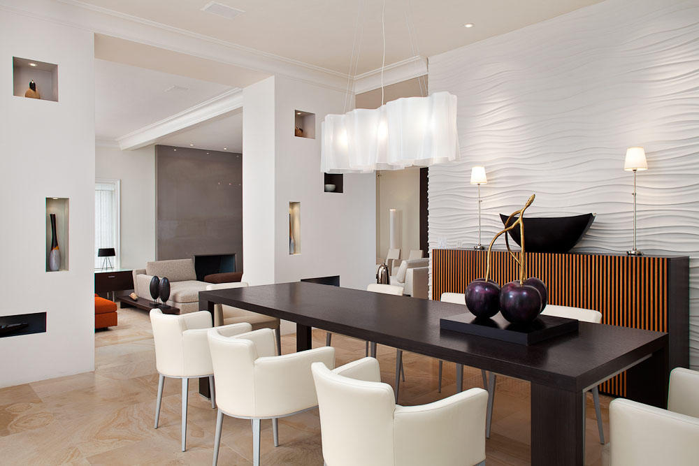 modern dining room lighting perfect with picture of 25 Best Contemporary Dining Room Design
