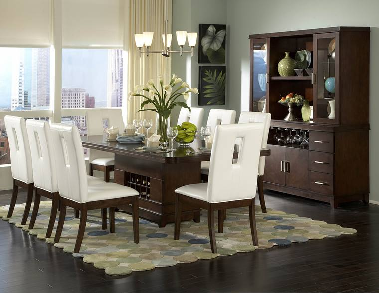 Modern Dining Rooms Sets On Interiorvery Nice