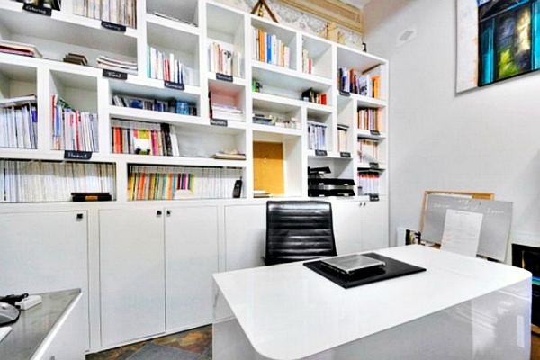4 Modern Ideas For Your Home Office Décor: 25 Stunning Modern Home Office Designs