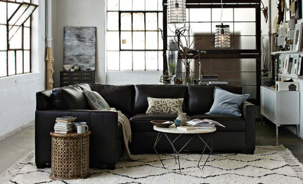 industrial living room design 25 best industrial living room designs 14336