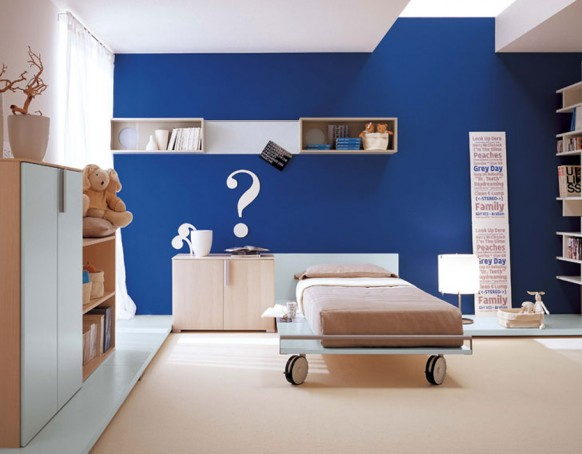 Modern Kids Room Design Ideas
