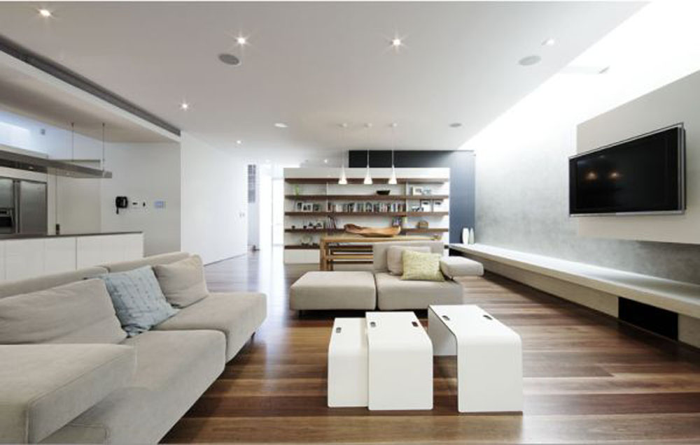 Modern Living Room Big