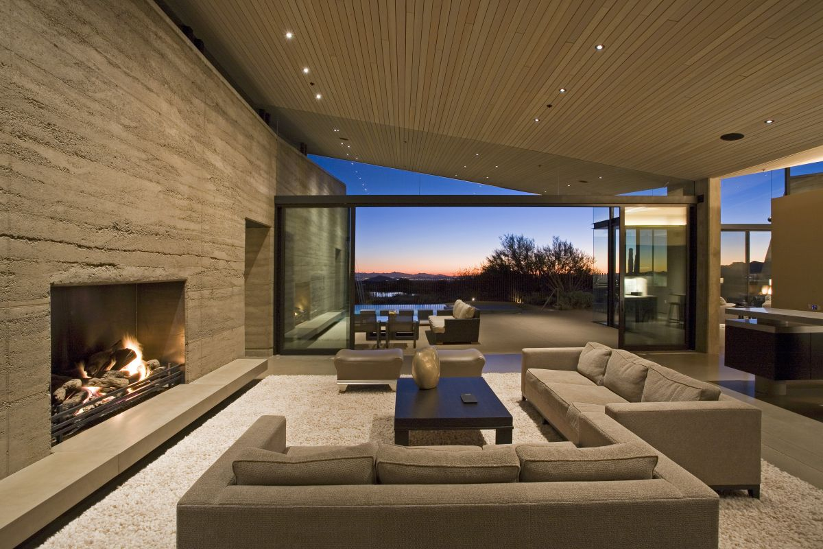 Modern Luxury Living Rooms