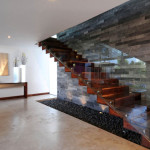 21 Beautiful Modern Glass Staircase Design