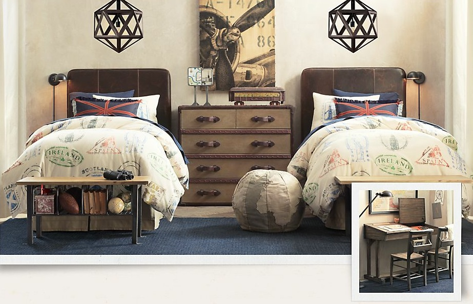 nice-toddler-twin-boy-bedroom-ideas-with-ideas-for-kids-room-decoration