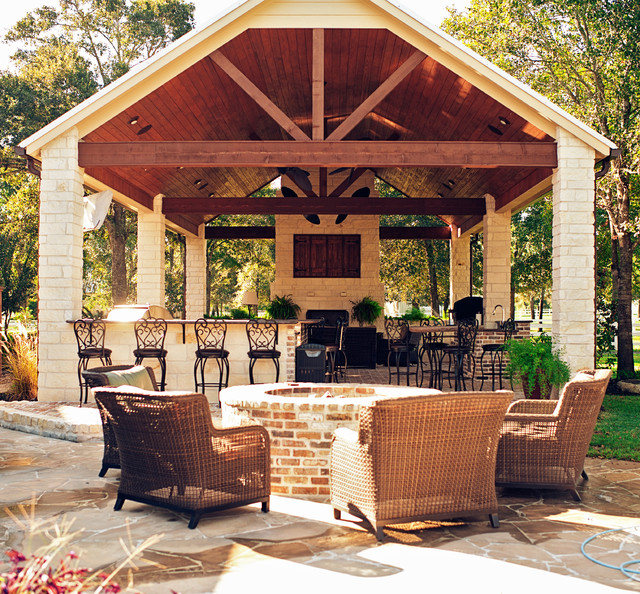 Etonnant Outdoor Living Traditional Patio