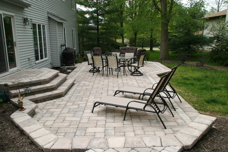 Charmant Outdoor Patios 6 Nice Look