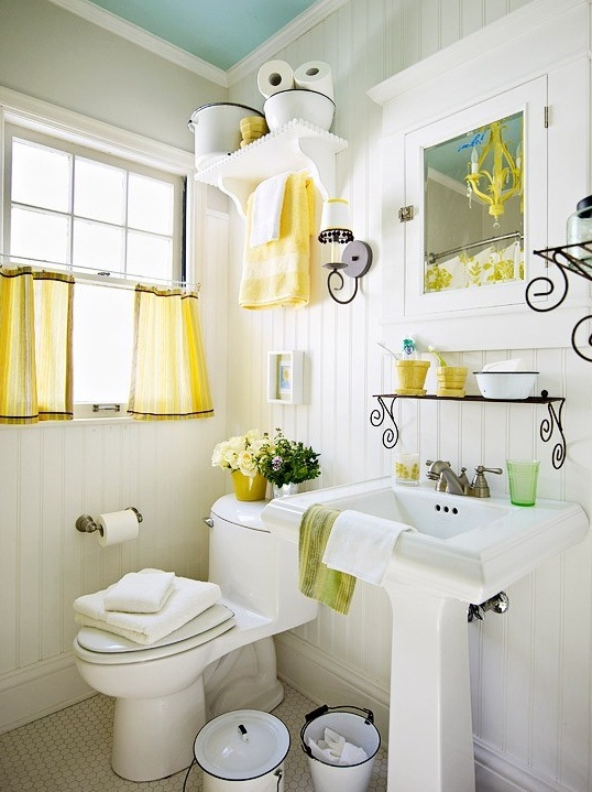 Ideas For Decorating A Small Bathroom | 25 Stunning Bathroom Accessories Decorating Ideas