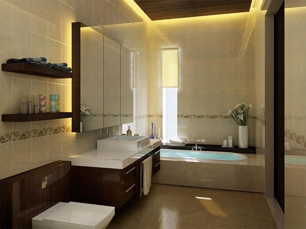 Wow 200 Stylish Modern Bathroom Ideas Remodel Decor: 35 Best Contemporary Bathroom Design Ideas