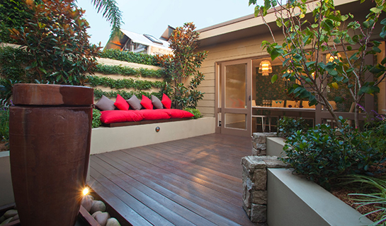 20 awesome outdoor space design ideas for Small outdoor space ideas