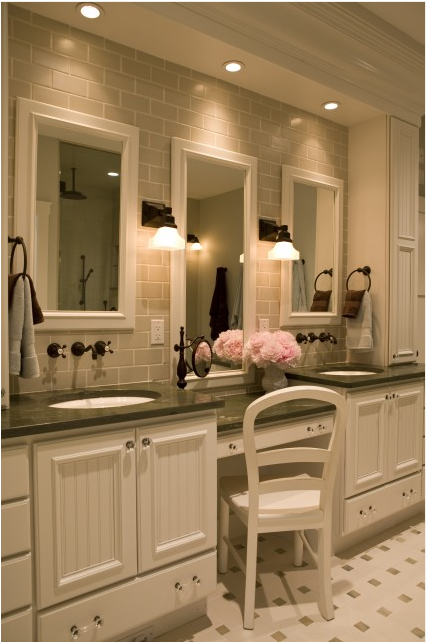 traditional+bathroom+design