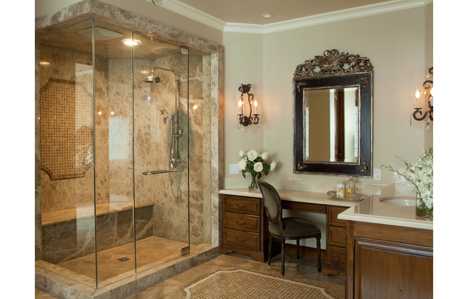 31 beautiful traditional bathroom design for Bathroom remodel 2015