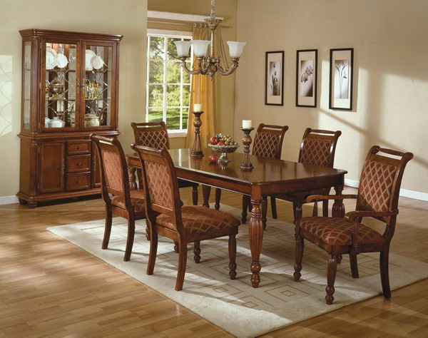 Traditional Dining Room Inspiration Concept