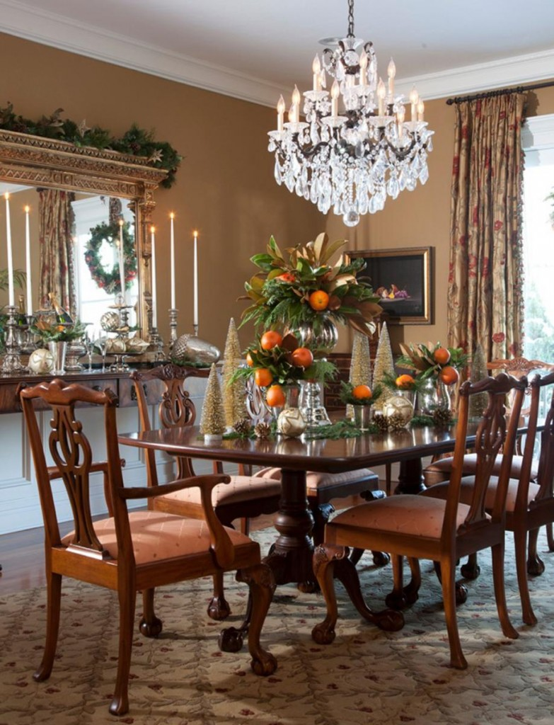 traditional dining room decor | 25 Awesome Traditional Dining Design Ideas